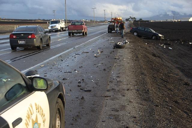 הריגה בתאונות דרכים