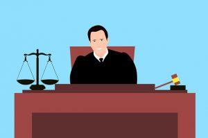 משפט בבית הדין הצבאי