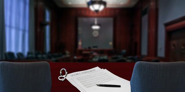 אישור הסכם גירושין